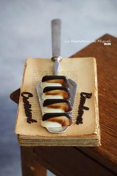 Bombones de Croissant y Ensaimada | La Repostería de Miguel Chocolate, Food, Vegan Biscuits, Chocolate Candies, Simple, Recipies, Colors, Essen, Chocolates