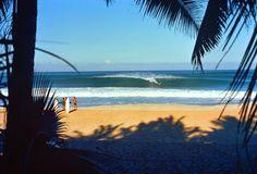 Pipeline, Oahu, Hawaii, 1974  Credits: Jeff Divine