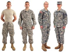 July was the first day active duty soldiers could purchase and wear the new uniforms. Description from thethinkering.com. I searched for this on bing.com/images