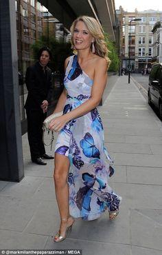 Charlotte Hawkins – ITV Summer Party in London Charlotte Hawkins, Mark Wright, Michelle Keegan, Tv Girls, Tv Presenters, Sexy Older Women, Celebs, Celebrities, Pretty Dresses