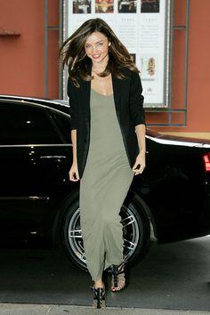 Miranda Kerr Photos Photos: Miranda Kerr at Star City Casino in Sydney Work Fashion, Fashion Models, Fashion Looks, Fashion Outfits, Fasion, Just Style, Love Her Style, Miranda Kerr Street Style, Glamorous Dresses