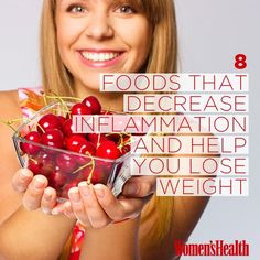 Foods that decrease inflammation