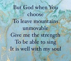Mercy Me, Even if ❤