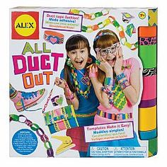 Duct Tape Mania  $24.99