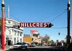 hillcrest san diego - great area for thrift store shopping.