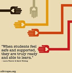 Students learning quote via www.Edutopia.org