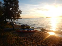 From customer Chris B. at the Apostle Islands in Wisconsin.