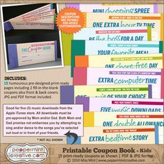 56 best kid coupons images on pinterest activities for kids