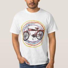 Retro Bike T-Shirt   biker diy, rzr quotes, dirtbike quotes #bikerquotes #bikers #bikelove, 4th of july party Cycling Quotes, Cycling Tips, Motorcycle Tips, Retro Bike, Biker Quotes, Motorcycle Accessories, Bikers, Woman Quotes, Fitness Models