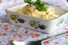Salada de ovo sem carboidratos
