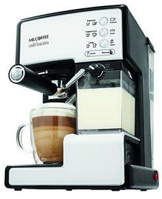 Mr Coffee Silver Premium Espresso Cuccino System