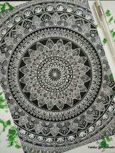 Beautiful Handmade Mandala Art My Boho Art by MyBohoArt on Etsy
