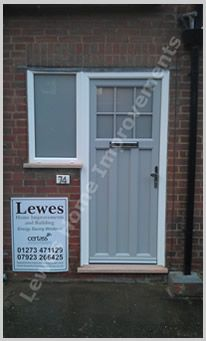 Lewes Home Improvements - Front doors in Lewes, East Sussex