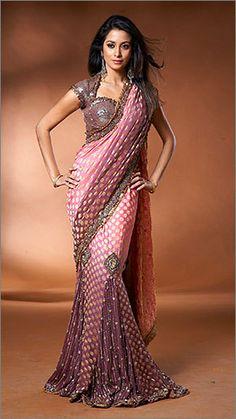 Pink Designer Saree at Best Price in Rajkot, Gujarat Indian Skirt, Saree Models, Elegant Saree, Party Wear Sarees, Saree Blouse Designs, Fashion Fabric, Designer Dresses, Designer Sarees, Indian Fashion