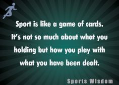 Inspirational Sport Quotes Take Positive Action Despite Your Circumstances  Sports Wisdom .