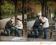 proposal. @Jamie Wise Holloway please make sure there is someone to take pictures ;)