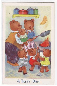 Willy Schermele card via eBay