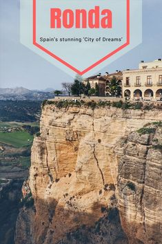 Ronda is Andalusias