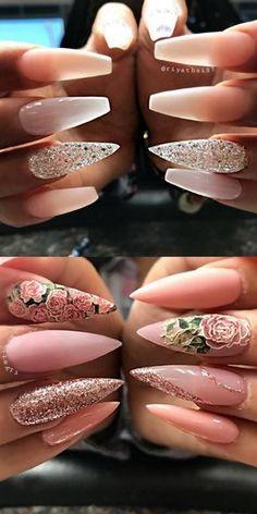 50 Gorgeous Nail Art Trends And Ideas @riyathai87
