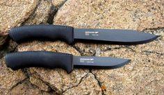 Rocky Mountain Bushcraft: REVIEW: The Big Bad Mora Bushcraft Pathfinder Knife- UPDATED