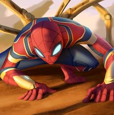 Iron Spider-Man