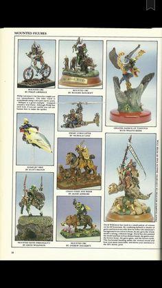 Fantasy Miniatures 1989