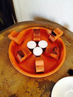 candle and flower pot heater - Google Search
