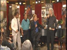 """""""Knowing You'll Be There"""" By Guy Penrod/David Phelps/Russ Taff/Bill Gaither (2008) One of My Very Favorites Love Guy Penrod...  From the Gaither Vocal Band Reunion Volume 1"""