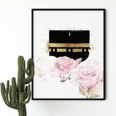 Product High-quality printing in Glossy Each picture is lovingly designed and printed on professional glossy paper. Islamic Art Pattern, Pattern Art, Animal Cutouts, Islamic Wall Decor, Mekka, Love In Islam, Islamic Paintings, Arabic Calligraphy Art, Ramadan Decorations