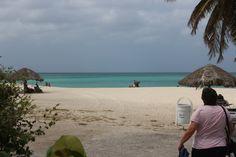 Beach Day Aruba