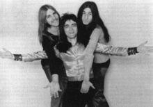 Rush---With original drummer John Rutsey