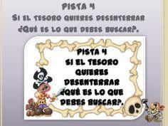 Gymkana pirata Pirate Birthday, Birthday Parties, Halloween, Escape Room, Peter Pan, Pep Rally, Carnival, Activities, Pirate Scavenger Hunts