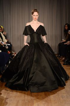 Zac Posen Fall 2014 Ready-to-Wear Collection Slideshow on Style.com