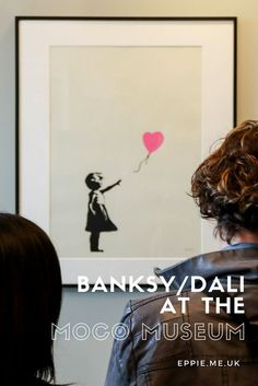 A review and photo diary of the Banksy/ Dali exhibition at the Moco Museum in Amsterdam
