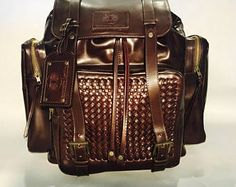 Browse unique items from SebastianGreyDesign on Etsy, a global marketplace of handmade, vintage and creative goods. Anaconda, Bag Men, Backpacks, Unique, Handmade, Bags, Etsy, Vintage, Bags For Men