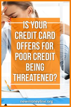 Credit Card Offers for Poor Credit History is the buzz phrase in the financial world right now. Credit card issuers are competing with one another to offer consumers more attractive deals. This is because it's not easy to get a credit card, especially if you have a low credit history. #creditscore #poorcreditscore #creditscoretips Building Credit Score, Boost Credit Score, Fix Your Credit, Build Credit, Apply For A Loan, Create Your Own Business, Loans For Bad Credit, Payday Loans, Financial Tips