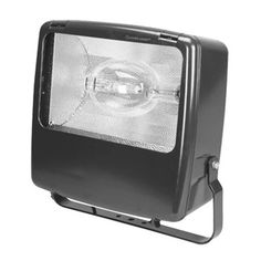 The TFA Contour Series Floodlight by Lithonia Lighting is designed for use in industrial yards, parking lots, construction sites, and for highlighting signage.