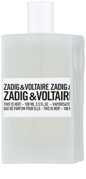 Zadig & Voltaire This Is Her! парфюмна вода за жени   enzo.bg