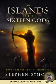 The discovery of a small golden jewel, an amulet of Shegadin the Hunter God, convinces Edrun the Gods are indeed watching over him, guiding him toward an end he could never have foreseen. #books #reading #fantasy #fantasybooks #fantasygods #novels #bookworm #bookblogger #booklover  #ReadingLists #WritersExchangeEPublishing