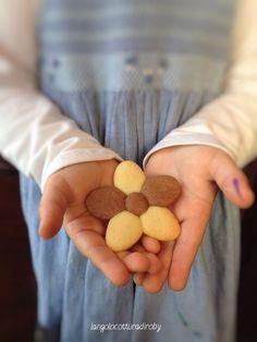 Biscotti di frolla all'olio | L'angolo cottura di Roby