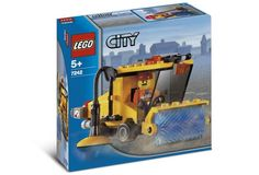 Lego 7242 – City Street Sweeper. http://toycrafttreasures.com/product/lego-7242/