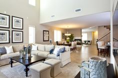 Love lots of #space? Then you'll love this 3,285 sq. ft. model at our Catalina community in Summerlin!