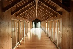 Yusuhara Wooden Bridge Museum | Kengo Kuma & Associates | Yusuhara (Japan), 2010