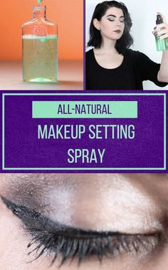 Diy makeup 416442296783479179 - Empty spray bottle 3 tablespoons water 1 tablespoon witch hazel 1 tablespoon aloe vera 6 drops lavender essential oil Source by All Natural Makeup, Natural Beauty Tips, Natural Skin, Make Up Spray, Aloe Vera, Diy Makeup Setting Spray, Aerosoles, Beauty Hacks For Teens, Natural Beauty Products