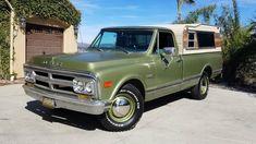 Makes Me Smile: 1969 GMC Sierra 2500 #USA #Trucks - https://barnfinds.com/makes-smile-1969-gmc-sierra-2500/