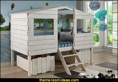 Decorating theme bedrooms - Maries Manor: treehouse theme bedrooms ...
