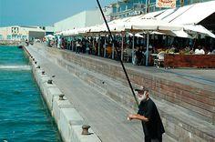The Old Tel Aviv Port, Tel Aviv, Israel