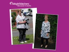 Amazing transformation - Janet lost 6 stone in 12 months to get to her goal and has been maintaining since last October, she attends Bev's meetings every week to stay on track. #WeightWatchers For Bev's meeting http://www.weightwatcherslocal.co.uk/leader/12545/Beverley-Longsden/St%20Johns%20Methodist%20Church%20Hall/820920