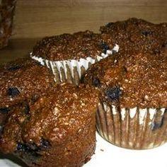 Deep Dark Old Recipe Bran Muffins Recipe – Famous Last Words Donut Muffins, Raisen Bran Muffins, Honey Bran Muffins, Muffins Blueberry, Raisin Muffins, Baking Muffins, Breakfast Muffins, Bran Muffins With Raisins, Jumbo Muffins