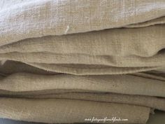 This is a truly superb antique French century home spun hand loomed hemp… Bed Linen, Linen Bedding, French Bed, French Antiques, Hemp, Loom, Hand Sewing, 19th Century, Vintage